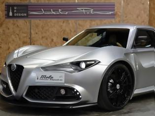 Φωτογραφία για Alfa Romeo Mole Costruzione Artigianale 001