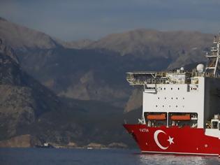 Φωτογραφία για Σηκώνει το γάντι η Κύπρος: Υπό έκδοση διεθνές ένταλμα σύλληψης για όσους συμμετέχουν στις τουρκικές γεωτρήσεις