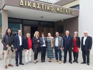 Φωτογραφία για Η κατάθεση του ψηφοδελτίου για το συνδυασμό Ελπίδα της Γεωργίας Ζεμπιλιάδου