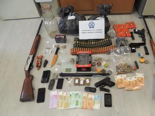 Φωτογραφία για Τρεις συλλήψεις σε Ελευσίνα και Ασπρόπυργο για ναρκωτικά