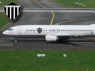 Φωτογραφία για Απίστευτο: Έχασε το αεροπλάνο για Αθήνα η Μαύρη Θύελλα στη Ρόδο!