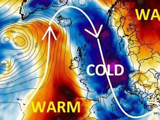 Φωτογραφία για Ο καιρός «τρελάθηκε»: Δείτε τι… έρχεται στην Ελλάδα το επόμενο 10ήμερο!