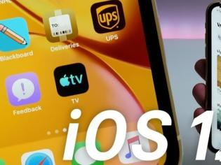 Φωτογραφία για Η Apple κυκλοφόρησε την έκτη beta έκδοση του iOS 12.3