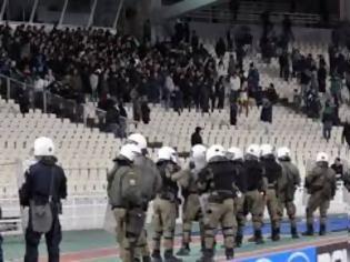 Φωτογραφία για Μ.ΠΡΟ.Σ.Τ.Α Β/Α: Περισσότεροι οι αστυνομικοί απ'ότι οι φίλαθλοι στον τελικό ποδοσφαίρου