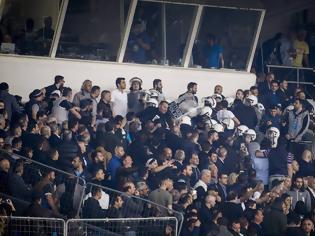 Φωτογραφία για Ένωση Θεσσαλονίκης: Εξυγίανση με αναβάθμιση των χούλιγκαν σε VIP- Έξω η Αστυνομία απ' αυτήν την παρωδία