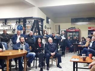 Φωτογραφία για Επισκέψεις του Υποψηφίου Δημάρχου Γρεβενών και Επικεφαλής του συνδυασμού «Μαζί συνεχίζουμε» Δημοσθένη Κουπτσίδη σε Τοπικές Κοινότητες του Δήμου Γρεβενών