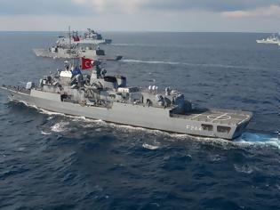 Φωτογραφία για Θαλασσόλυκος: Δεκάδες τουρκικά πλοία βρίσκονται νοτίως της Ρόδου