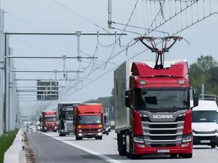 Φωτογραφία για Η Γερμανία δοκιμάζει τον πρώτο ηλεκτρικό αυτοκινητόδρομο
