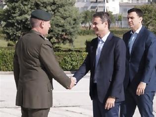 Φωτογραφία για Κ. Μητσοτάκης: Στις προκλήσεις η Ελλάδα θα απαντά πάντα με σταθερότητα