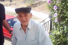 Πέθανε σε ηλικία 106 ετών ο Μπάρμπα-Γιάννης Ζορμπάς απο την Χρυσοβίτσα, ο γηραιότερος άνθρωπος στο Ξηρόμερο!