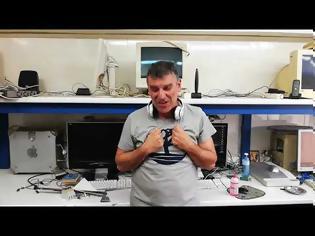 """Φωτογραφία για O Σωτήρης Γεωργούντζος ξεσπά μετά το ΣΟΚ με Διαγόρα: """"Ξεφτίλες, είστε η ντροπή της Καλαμάτας, τώρα πια θα πεθάνω…"""" (video)"""