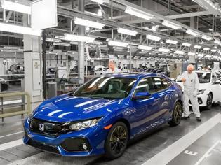 Φωτογραφία για Honda: Κλείνει το εργοστάσιο στο Swindon της Αγγλίας