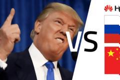 Ο Donald Trump απαγορεύει στις εταιρείες πληροφορικής των ΗΠΑ να χρησιμοποιούν τεχνολογία Huawei