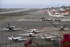 ΗΠΑ: «Κόβουν» όλες τις αεροπορικές συνδέσεις με τη Βενεζουέλα