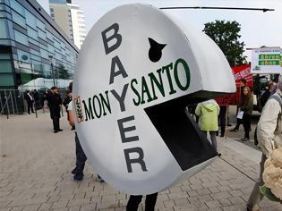 Φωτογραφία για Διαδηλώσεις σε όλον τον κόσμο εναντίον της Bayer-Monsanto το σαββατοκύριακο