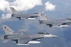 «Σουρωτήρι» το Αιγαίο: 65 παραβιάσεις και δύο εικονικές αερομαχίες!