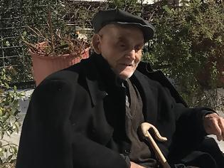Φωτογραφία για Δήλωση του υποψηφίου Δημάρχου ΠΑΝΑΓΙΩΤΗ ΣΤΑΪΚΟΥ για τον θάνατο του Μπάρμπα Γιάννη Ζορμπά, απο τη Χρυσοβίτσα, σε ηλικία 106 ετών