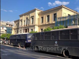 Φωτογραφία για Λαμία: Αστυνομοκρατούμενη η πόλη για την ομιλία Τσίπρα