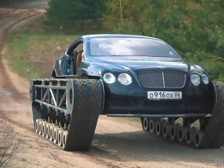 Φωτογραφία για Bentley Continental GT