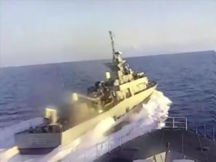 Φωτογραφία για Anadolu: Ελληνική πυραυλάκατος παρενόχλησε τουρκική κορβέτα σε διεθνή ύδατα (ΒΙΝΤΕΟ)