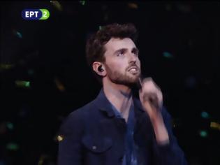 Φωτογραφία για Νικήτρια της Eurovision η Ολλανδία - Σε ποια θέση τερμάτισαν Ελλάδα και Κύπρος