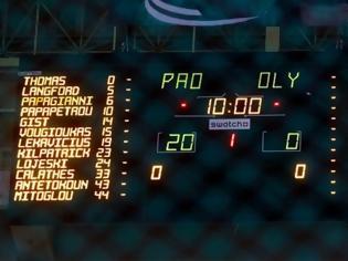 Φωτογραφία για Παναθηναϊκός - Ολυμπιακός: Οριστικά 20-0 και υποβιβασμός των «ερυθρολεύκων» (pic)