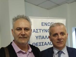 Φωτογραφία για Αρχιφύλακας - υποψήφιος σύμβουλος σε δήμο της Θεσσαλονίκης