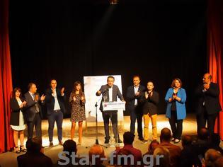 Φωτογραφία για O  υποψήφιος Περιφερειάρχης Δυτικής Μακεδονίας Γιώργο Κασαπίδης  στα Γρεβενά (εικόνες + video)