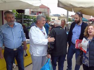 Φωτογραφία για Στη μάχη της διακίνησης του ψηφοδελτίου η «Λαϊκή Συσπείρωση» Ακτίου-Βόνιτσας