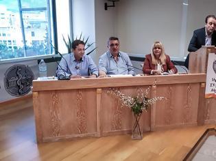 Φωτογραφία για Γενική συνέλευση της Παράταξης ΔΗΚΙ-ΕΝΟ.ΣΥ στα γραφεία του Ιατρικού Συλλόγου Αθηνών.