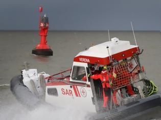 Φωτογραφία για Αεροπλάνο έπεσε στη Βόρεια Θάλασσα