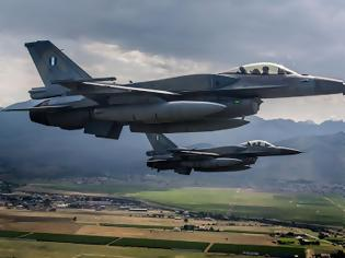 Φωτογραφία για Ελληνικά μαχητικά -για πρώτη φορά- πάνω απ΄τα Σκόπια..