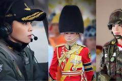 Ταϊλάνδη: H νέα σύζυγος του «βασιλιά με το μπουστάκι» ποζάρει με 20 στολές και... σουρεάλ photoshop!