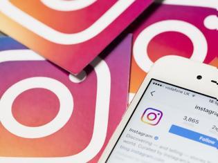 Φωτογραφία για Instagram: Στον αέρα προσωπικά δεδομένα 49 εκατ. χρηστών του!