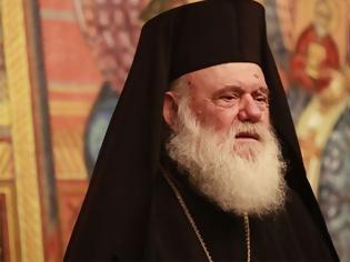 Φωτογραφία για Ιερώνυμος: Φαντασιώσεις ότι η Εκκλησία έχει τόσα χρήματα που θα μπορούσε να αναλάβει το χρέος..