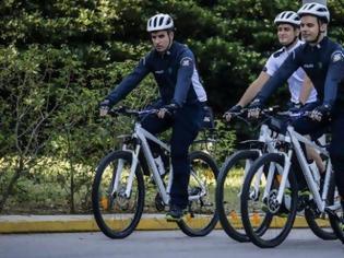 Φωτογραφία για Αστυνομικοί με ποδήλατα στην Πάτρα; - Θετικός ο αρχηγός της ΕΛ.ΑΣ