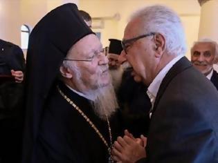 Φωτογραφία για Κ. Γαβρόγλου: Χειροκροτούμε τη νέα φάση στις σχέσεις Οικ. Πατριαρχείου-Εκκλησίας Ελλάδος