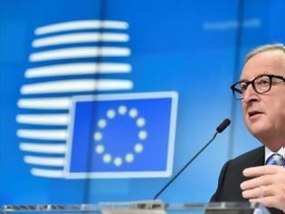 Φωτογραφία για Γιούνκερ: Η Ελλάδα μπήκε στην ευρωζώνη με μαγειρεμένα στοιχεία..