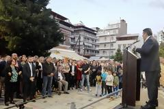 Κεντρική Προεκλογική ομιλία του Υποψηφίου Δημάρχου Γρεβενών και Επικεφαλής του συνδυασμού «Μαζί συνεχίζουμε» κ. Δημοσθένη Κουπτσίδη (εικόνες)