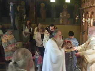 Φωτογραφία για Κυριακή της Σαμαρείτιδος στην Αγία Παρασκευή Γρεβενών (εικόνες)