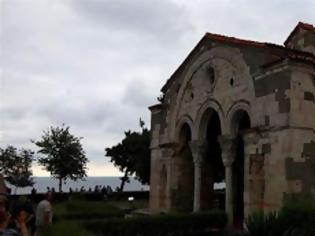 Φωτογραφία για Έκκληση αρχαιολόγων να μην γίνει τζαμί η Αγία Σοφία Τραπεζούντας