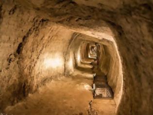 Φωτογραφία για Η άγνωστη πηγή ηλικίας 2.500 ετών του Ευπαλινείου Ορύγματος - Δείτε το βίντεο