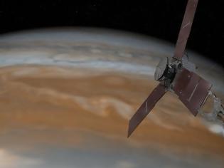 Φωτογραφία για Το μαγνητικό πεδίο του Δία αλλάζει όπως της Γης