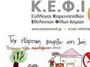 Φωτογραφία για ΚΕΦΙ: Αντικαπνιστική Εκστρατεία & Καρκίνος του Πνεύμονα,  Παρασκευή 31 Μαΐου 2019, Αθήνα