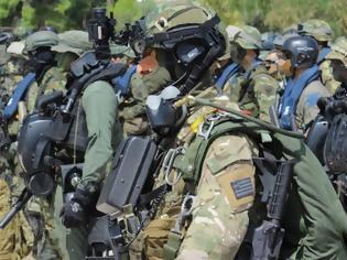 Φωτογραφία για Νέα σελίδα για τις Ειδικές Δυνάμεις: Εγένετο Διακλαδική Διοίκηση Ειδικού Πολέμου