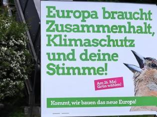 Φωτογραφία για Οι Πράσινοι για πρώτη φορά πρώτη δύναμη στις δημοσκοπήσεις στη Γερμανία