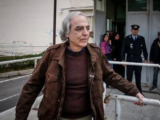 Φωτογραφία για Εξιτήριο για τον Κουφοντίνα, επιστρέφει στις φυλακές Κασσαβέτειας