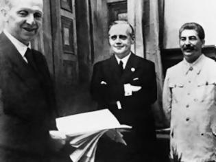 Φωτογραφία για Ήλθαν στο φως τα σοβιετικά έγγραφα για την συμφωνία Στάλιν - Χίτλερ