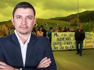 Φωτογραφία για ΓΙΑΝΝΗΣ ΤΡΙΑΝΤΑΦΥΛΛΑΚΗΣ: Θα αγωνιστούμε μαζί με τους Κατοίκους και την επιτροπή αγώνα, ώστε η εγκατάσταση των βιορευστών στις ΦΥΤΕΙΕΣ να ματαιωθεί!