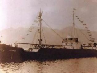 Φωτογραφία για Tο πλοίο φάντασμα που έπλεε ακυβέρνητο για 38 χρόνια